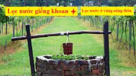 Tư vấn: Lọc nước giếng khoan Đà Nẵng+Lọc nước ở vùng nông thôn