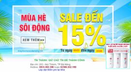KHUYẾN MÃI + ƯU ĐÃI Máy Lọc Nước tại Đà Nẵng Giảm Mạnh đến 15%