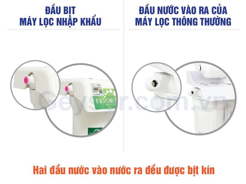 ưu điểm máy lọc nước nano