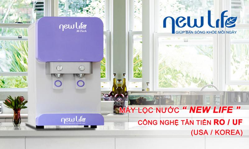 Máy lọc nước Nóng Lạnh New Life P3001 tại Đà Nẵng CHÍNH HÃNG Gía13