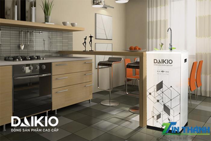 Máy lọc nước RO Daikio W-00009H là dòng sản phẩm thông dụng của Đại Việt thích hợp cho gia đình