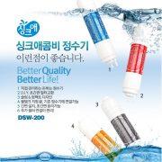 Thay lõi lọc nước RO & UF NEWLIFE Hàn Quốc tại Đà Nẵng Uy Tín Nhất4
