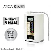 Máy Tạo Nước Ion Kiềm Giàu Hydro Atica Silver Japan Nâng Cấp
