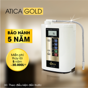 Máy Tạo Nước Ion Kiềm Giàu Hydro Atica Gold Japan [CHÍNH HÃNG-UY TÍN] Tốt Nhất