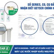 Máy lọc nước Ion Canxi Geyser ECOTAR 2 tại Đà Nẵng 2019-MỚI 03