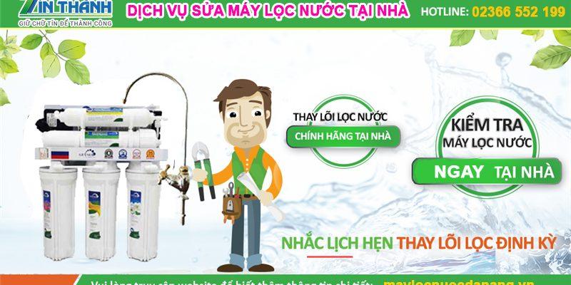 dịch vụ sửa chữa máy lọc nước tại đà nẵng