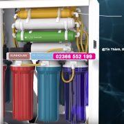 Máy lọc nước nóng lạnh SUNHOUSE SHA76211CK Đà Nẵng 2 Vòi